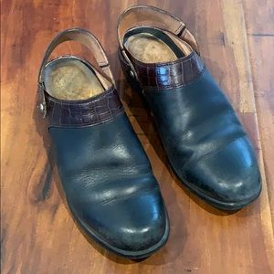 Ariat Mules Clogs Leather Shoes